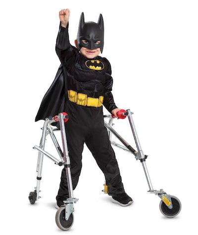 Kids' Adaptive DC Comics Batman Halloween Costume