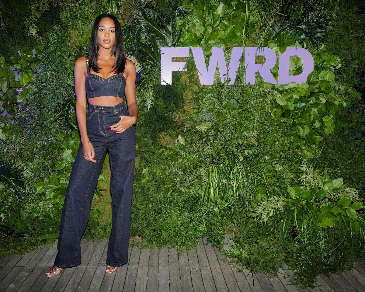 Kendall Jenner and FWRD Host New York Fashion Week Dinner At Zero Bond, New York
