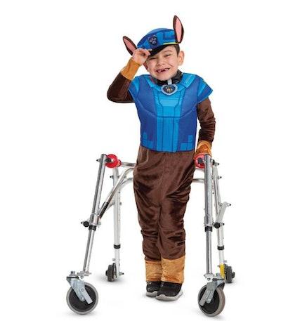 Toddler Adaptive PAW Patrol Chase Halloween Costume