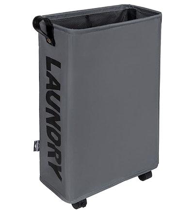 DOKEHOM Slim Laundry Basket