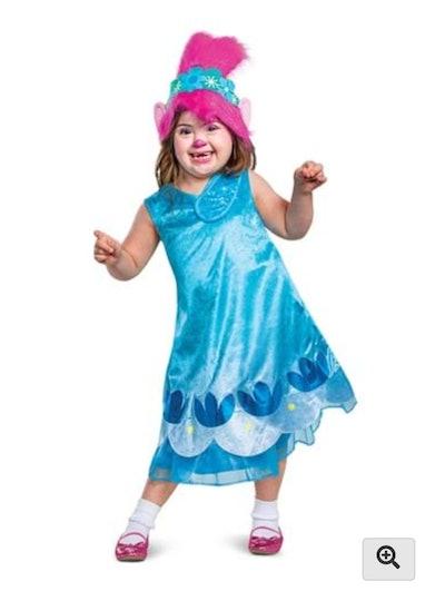 Trolls Poppy Kids Adaptive Costume