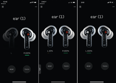 Nothing Ear 1 review: App charging issues and battery display problems