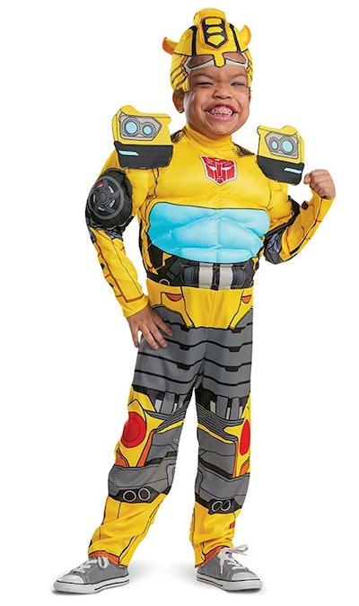 Adaptive Bumblebee Costume for Kids