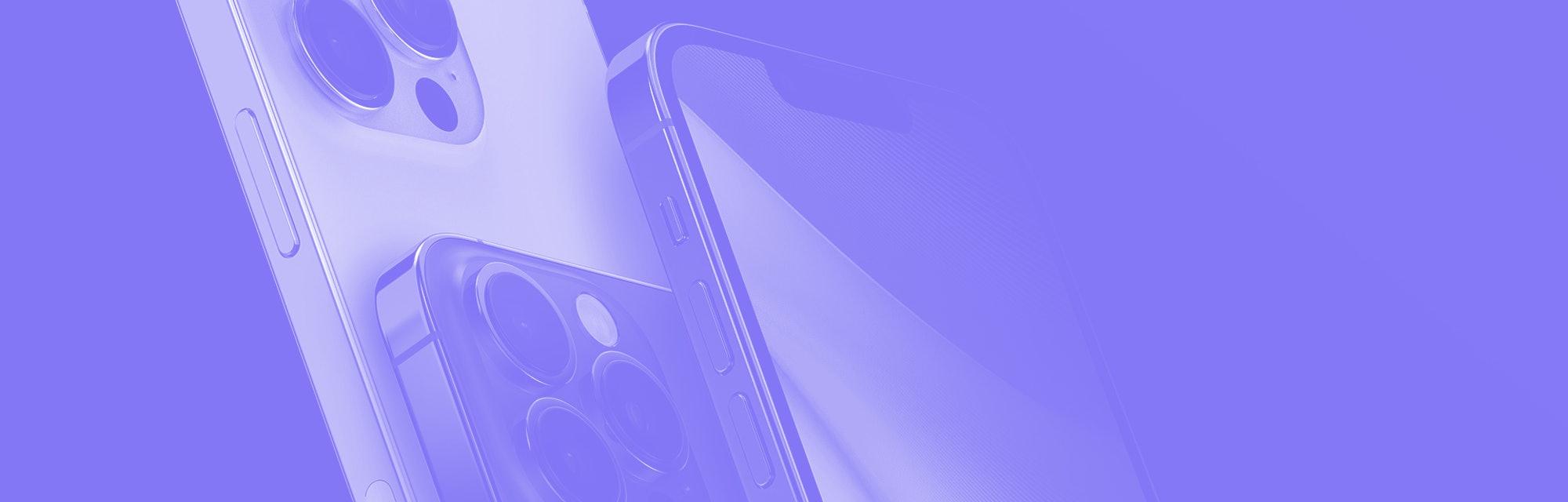 iPhone 13 Pro concept renders by Ian Zelbo