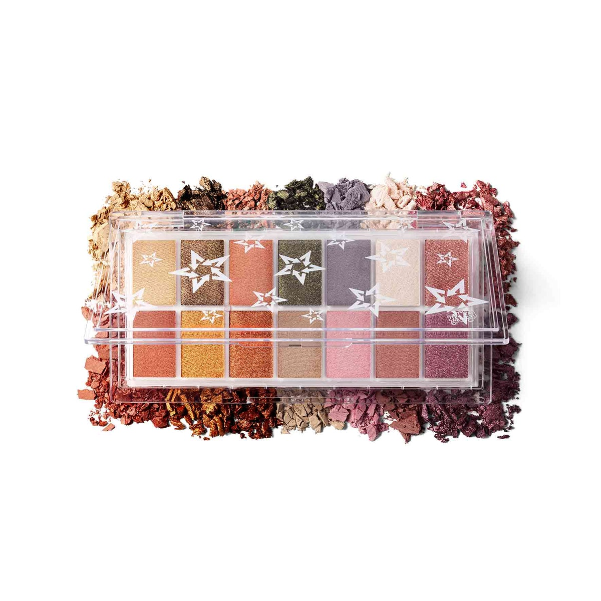 Planet Fanatic Fully Recyclable Wet/Dry Eyeshadow Palette