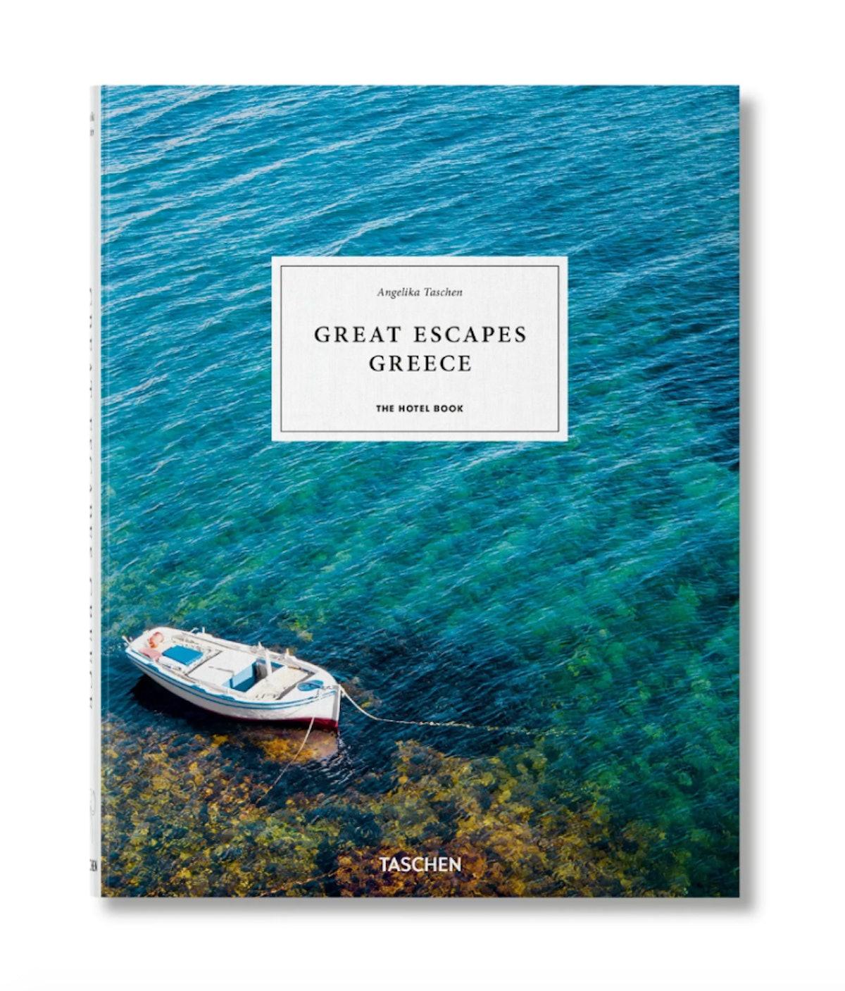 'Great Escapes: Greece' Book