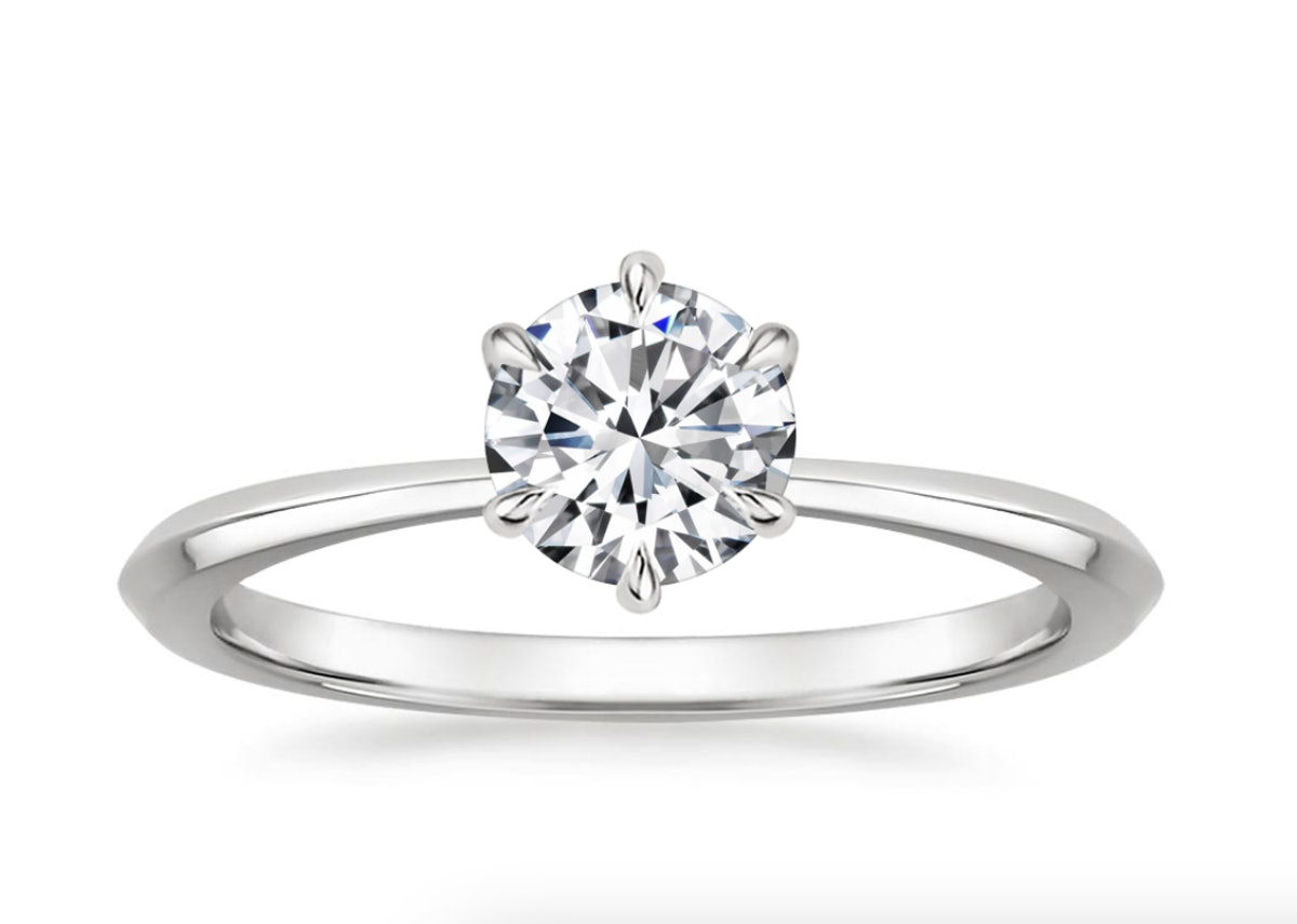 Brilliant Earth Channing Engagement Ring