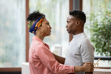 MJ Rodriguez and Billy Porter in 'Pose' Season 3