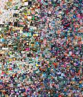 Beeple Everydays: The First 5000 Days NFT screenshot