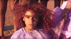 'Brown Skin Girl' by Beyoncé, Blue Ivy,  SAINt JHN & WizKiD.