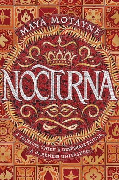 'Nocturna' by Maya Motayne