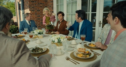 Andrew Garfield in 'The Eyes of Tammy Faye.'