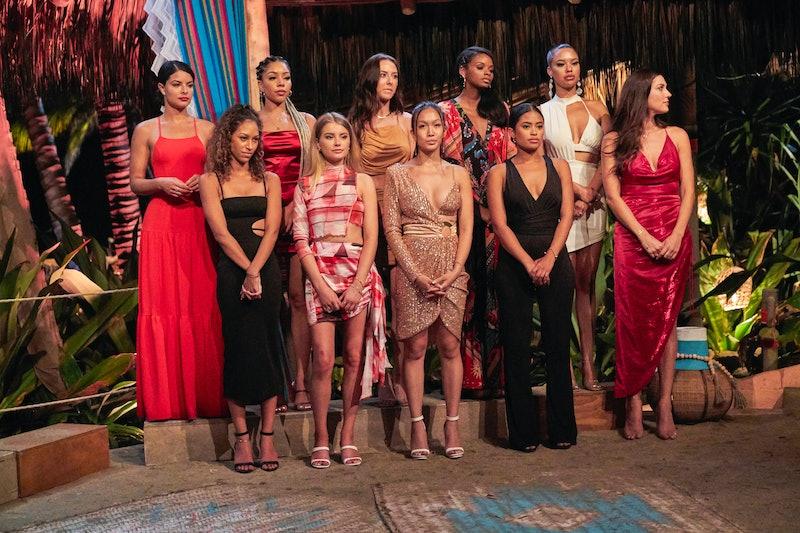 The women 'Bachelor in Paradise' 2021 cast members via ABC's press site
