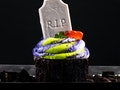 It's the 30th anniversary of Universal's Halloween Horror Nights, and there's plenty of food and dri...