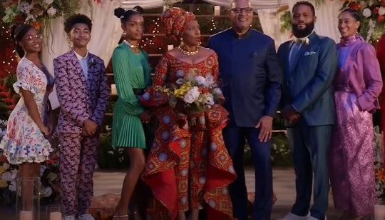 The final season of Black-ish is expected to premiere in January 2022.