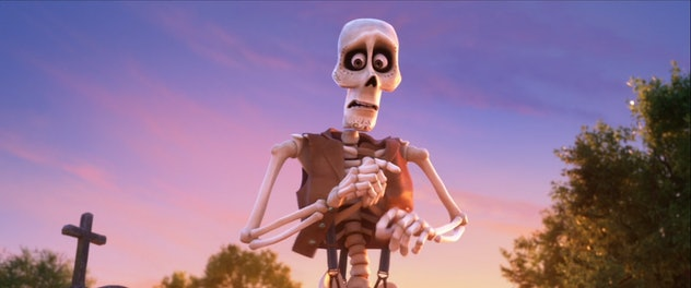 Coco is based on Day of the Dead traditions in Mexico.