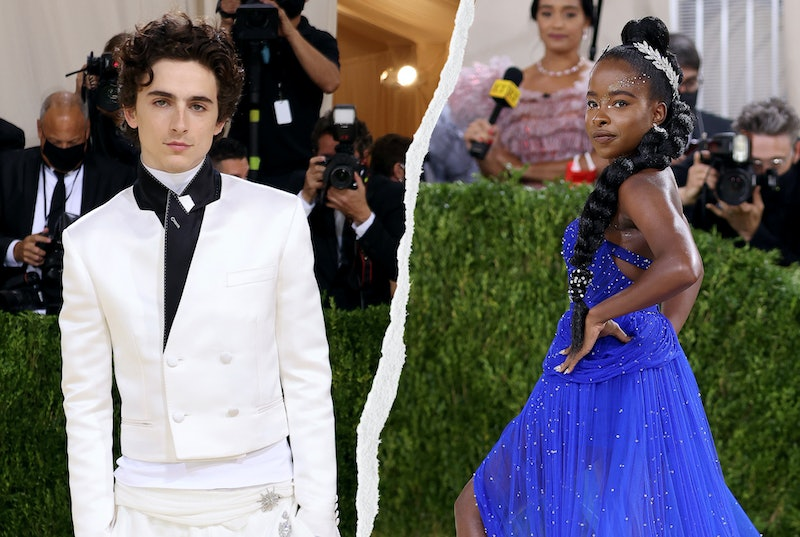 See the best 2021 Met Gala red carpet looks, from Naomi Osaka to Billie Eilish.