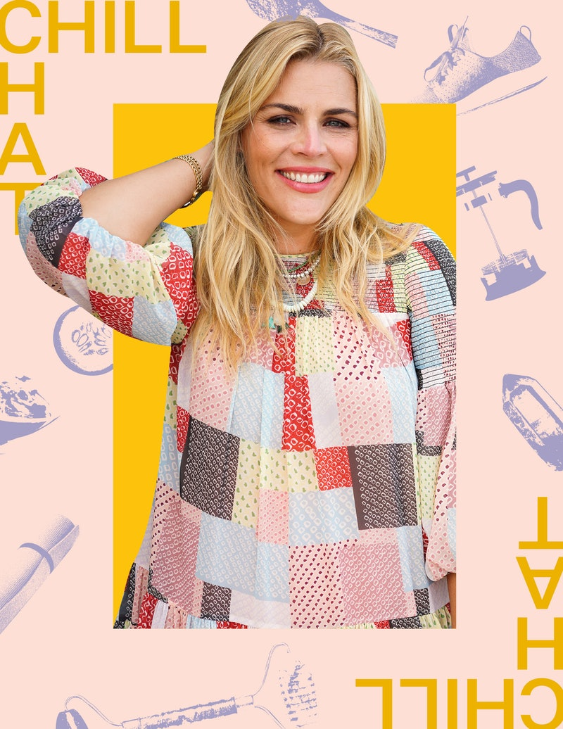 Busy Philipps on her wellness routine and self-care rituals.