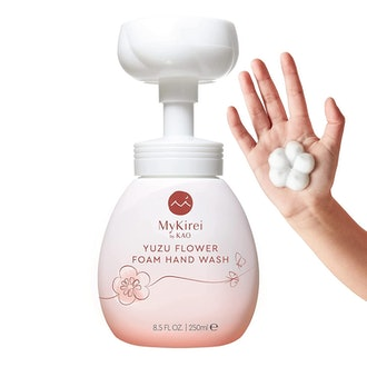 MyKirei by KAO Yuzu Flower Foam Hand Wash