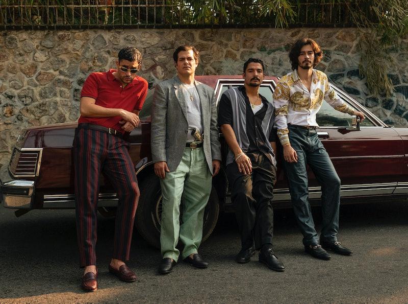 BENITO ANTONIO MARTÍNEZ OCASIO, aka Bad Bunny, stars as ARTURO 'KITTY' PÁEZ in 'Narcos: Mexico' Seas...