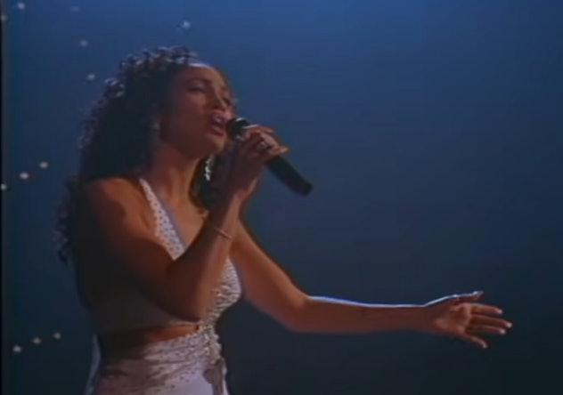Selena stars Jennifer Lopez in the titular role.