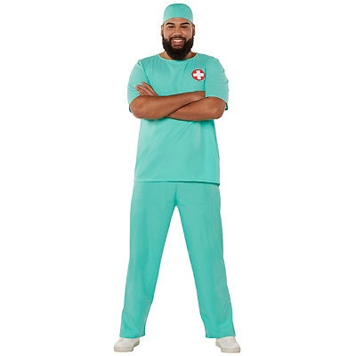 ER Surgeon Plus Size Costume