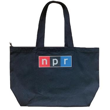 Oversized Tote Bag NPR