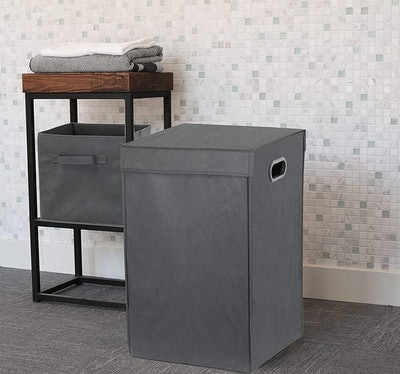 Simple Houseware Laundry Hamper with Lid