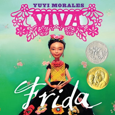 'Viva Frida' by Yuyi Morales, photographed by Tim O'Meara
