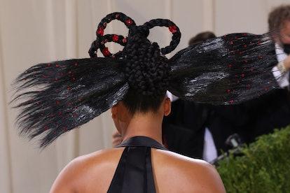 naomi osaka hair