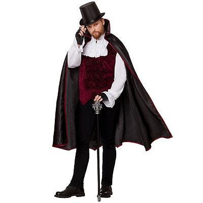Adult Vampire Plus Size Costume