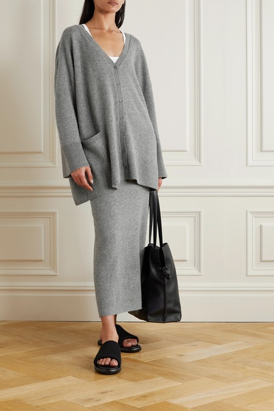 Totême Cashmere Skirt
