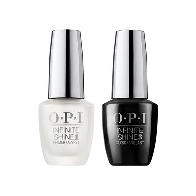 OPI Infinite Shine ProStay Base Coat Primer & Gloss Top Coat
