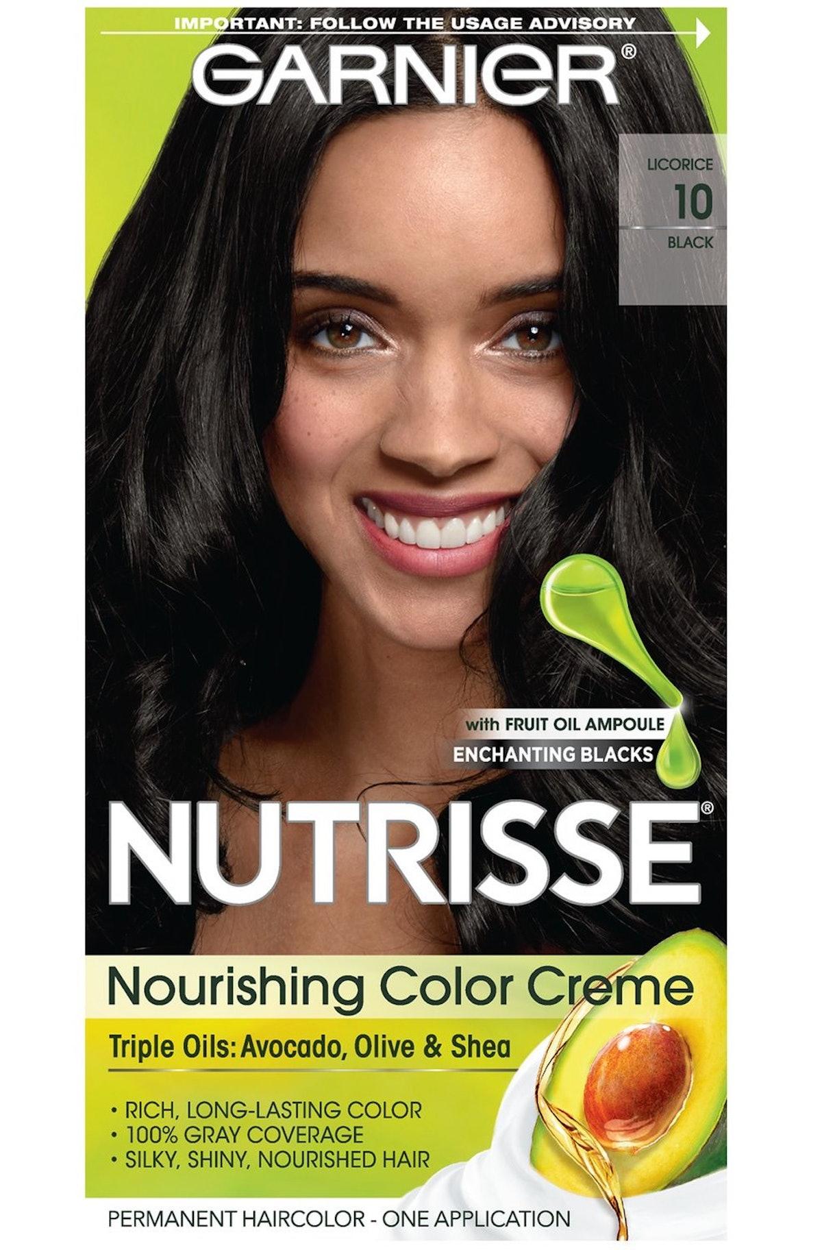 Garnier Nutrisse Nourishing Hair Color Creme