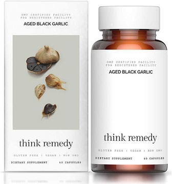 Think Remedy Aged Black Garlic Capsules (60 Count)