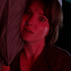 Annabelle Wallis as Madison in 'Malignant' (2021).