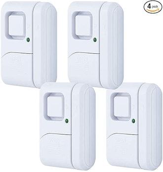 GE Personal Security Window (4-Pack)