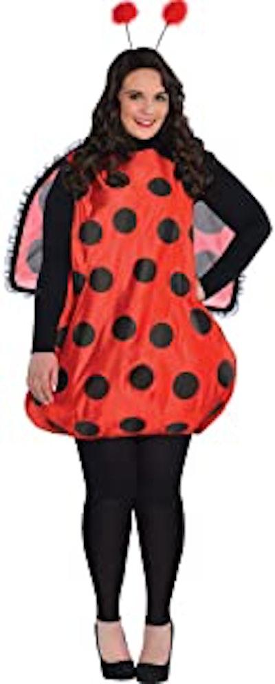 Amscan Darling Ladybug Halloween Costume
