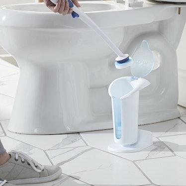 Mr. Clean Magic Eraser Toilet Scrubber Kit