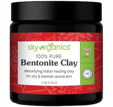Sky Organics 100% Pure Bentonite Clay
