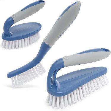 Trazon Scrub Brush Set (3 Pieces)