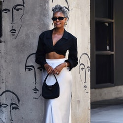 Tennille Murphy opens up about her gray hair journey.