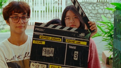 A still from the movie 'Shirkers.'