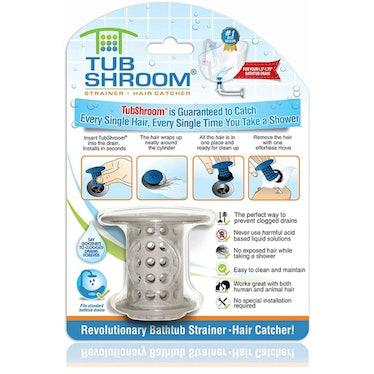 TubShroom Hair Catcher Drain Protector