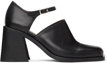 Black Kate Heels