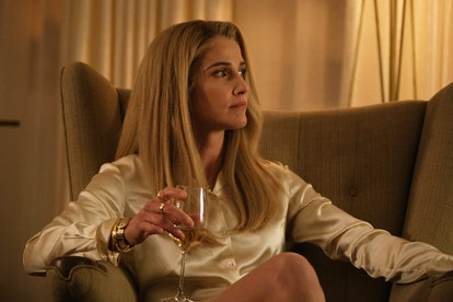 Cobie Smulders as Anne Coulter in 'Impeachment: American Crime Story'