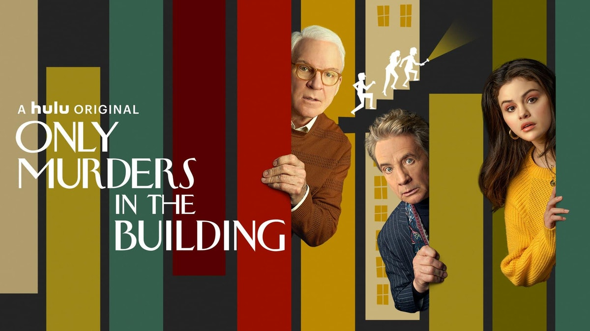 Only Murders in the Building Key Art