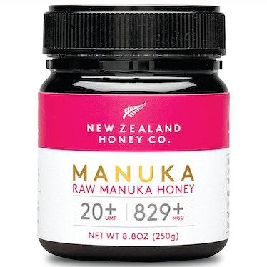 New Zealand Honey Co. Raw Manuka Honey UMF 20+