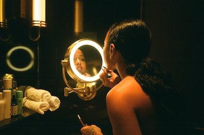 Karrueche Tran takes Bustle through her experience at the Coach fashion show at NYFW.