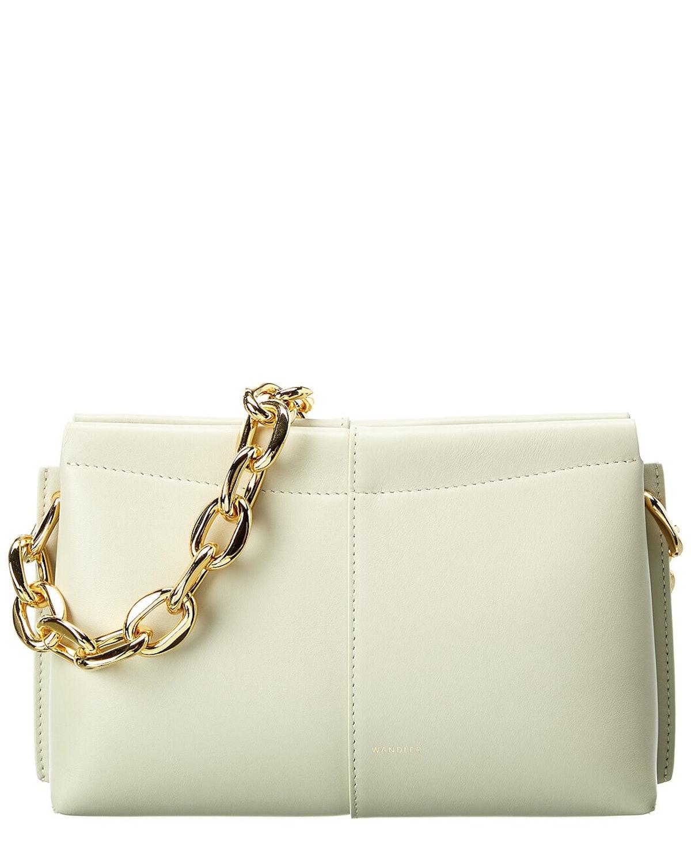 Wandler Carly Mini Heavy Leather Shoulder Bag